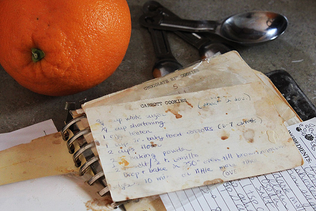 carrot cookies 013 recipe